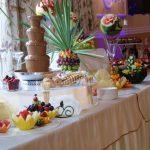 Dekoracje i fontanny czekoladowe na przyjęcia, imprezy firmowe, eventy