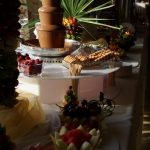 Dekoracje z owoców, palmy owocowe, carving, fontanna czekoladowa