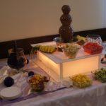 Fontanna czekolady Rapsodia - Sala Bankietowa w Tuliszkowie