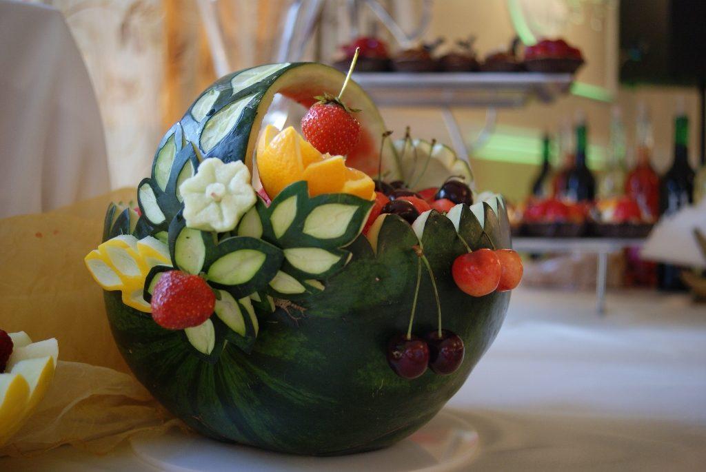 Koszyk z owocami
