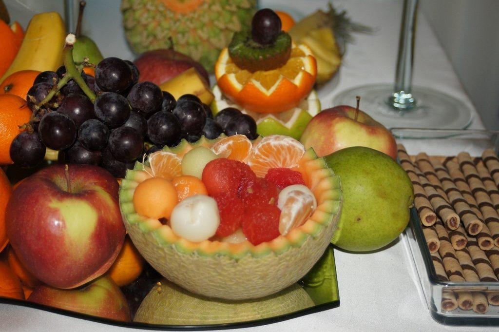bufecik owocowy