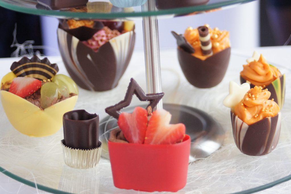 Mini deserki czekoladowe - Candy Bar