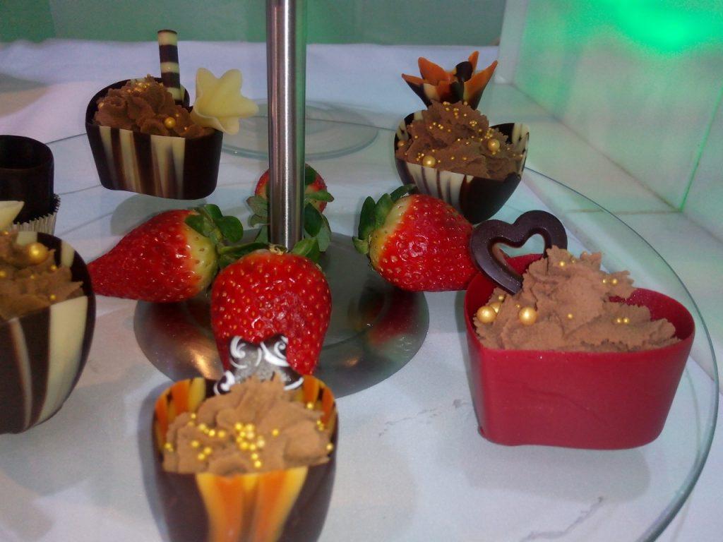 Słodki Stół - Choco-Bufet na wesele