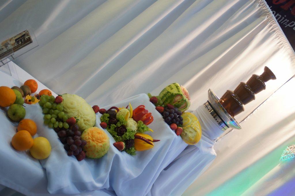Dekoracje owocowe impresja smaku