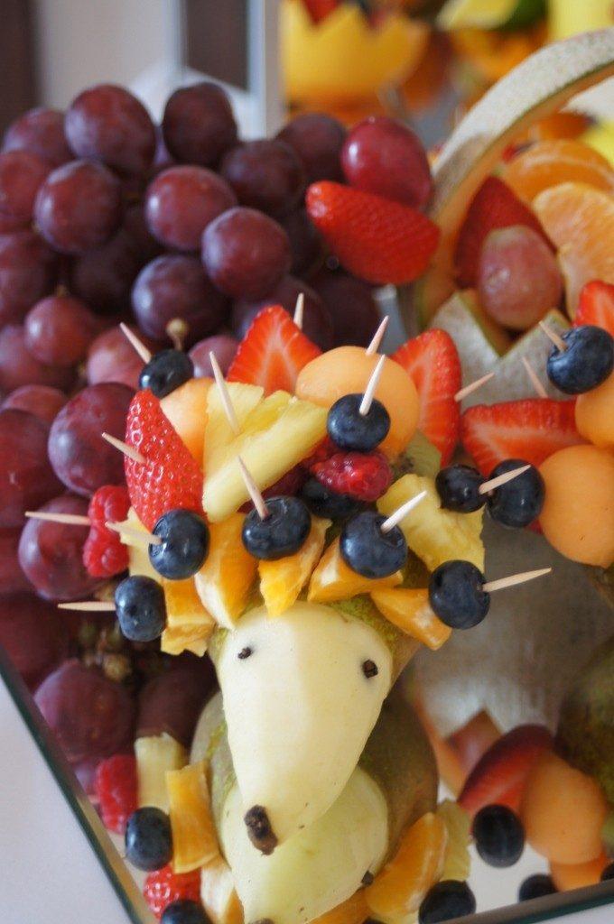 Zdrowa żywność, bufety owocowe