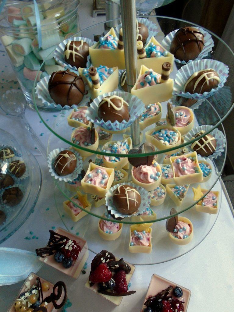 Candy-Bar, słodki bufet