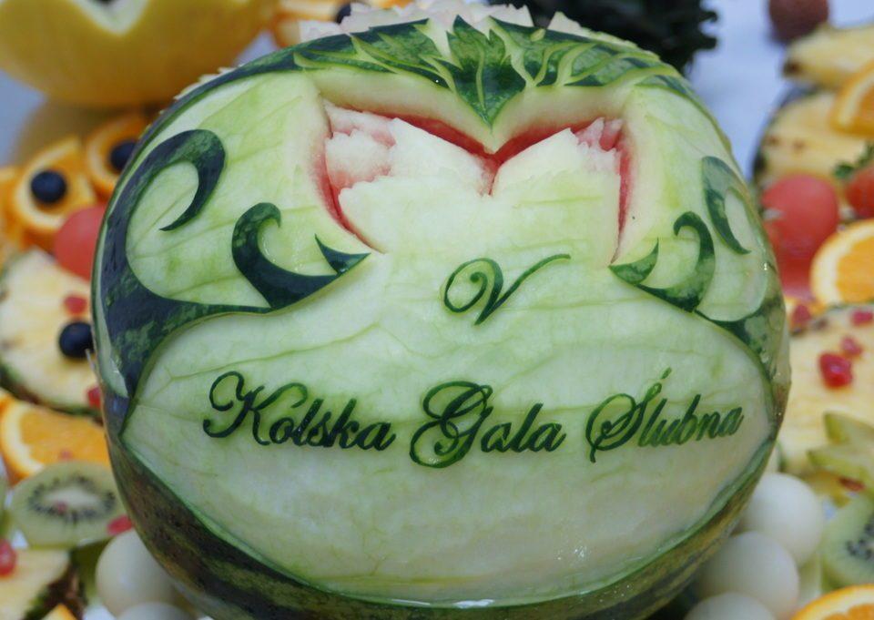 Dekoracje owocowe Koło Turek Konin