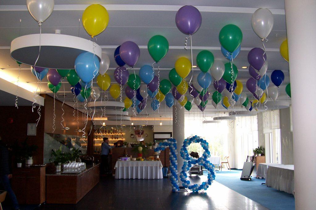 Dekoracje balonowe, alony z helem Konin, Koło, Turek, Kłodawa
