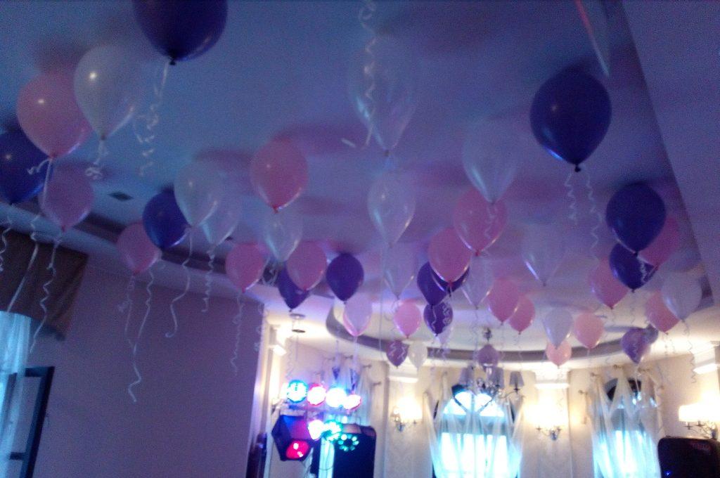 balony z helem Kalisz, dekoracje balonowe Kalisz, balony na 18stkę Kalisz, dekoracje na 18stkę Kalisz