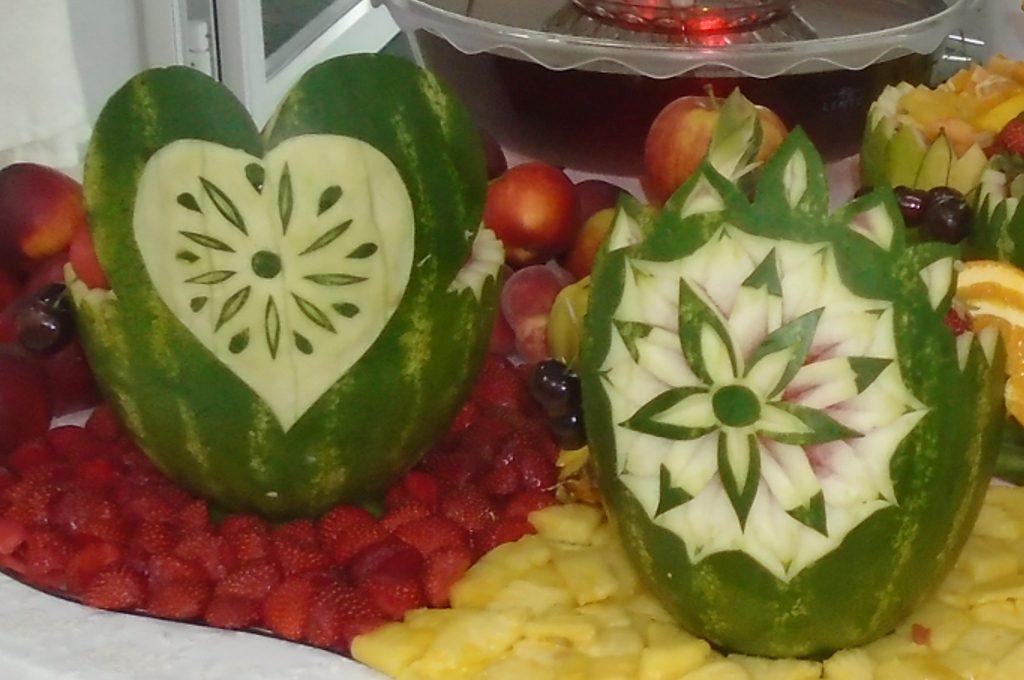 bufety owocowe, carving Kolo, Turek, Kalisz