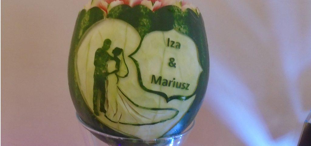 fruit carving, Stół owocowy, bufet owocowy, Sompolno, Koło, Turek, Kalisz