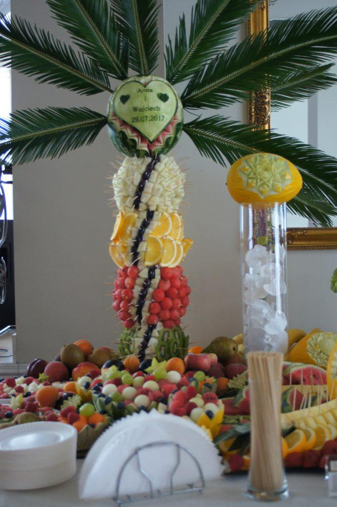 Palma owocowa Dworek w Grabowie nad Prosną
