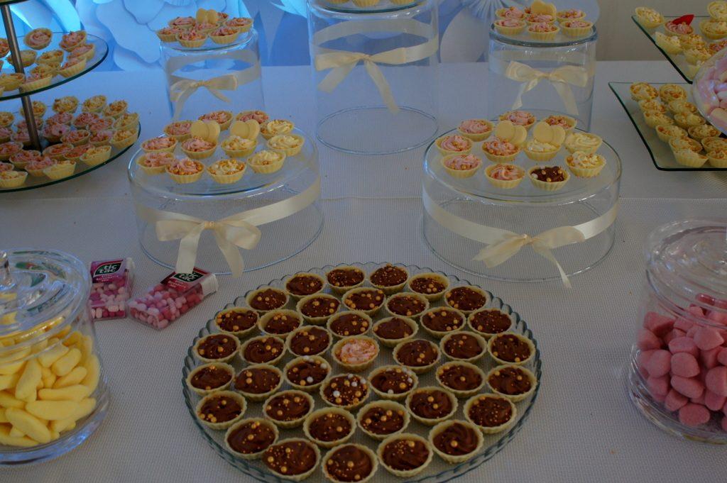 Słodki kącik na wesele, bankiet Eden w Turku