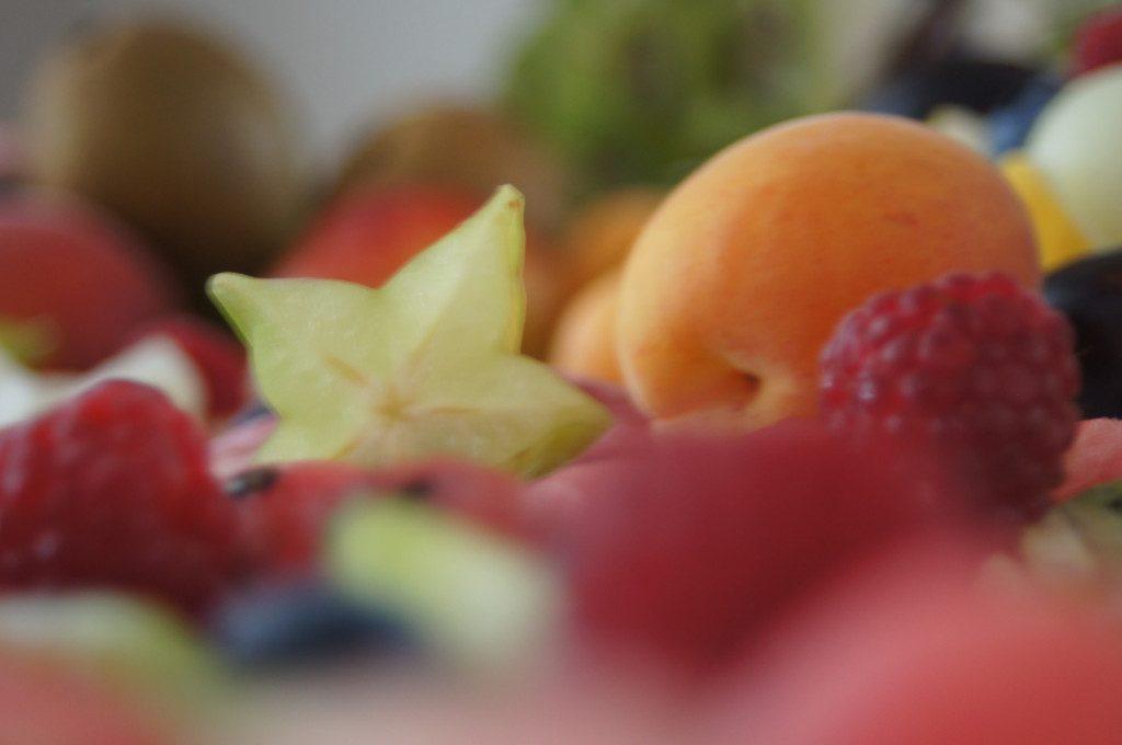 dekoracyjnie wycięte owoce, bufet owocowy Turek, Koło, Konin