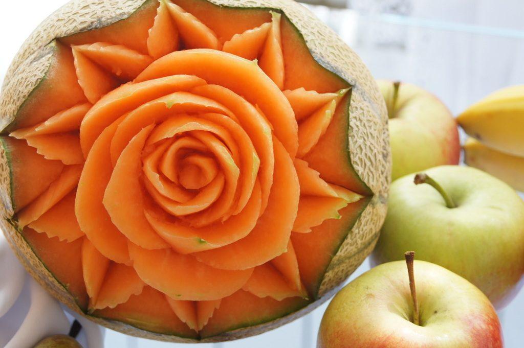 owocowe dekoracje, owocowe bufety Koło, Turek, Kłodawa, Włocławek