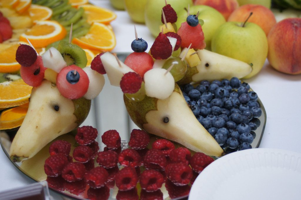 Bufety owocowe Września, Słupca, Koło