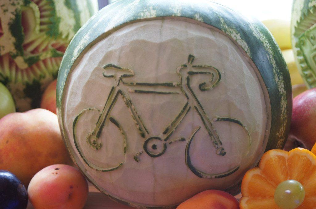 Carving, dekoracje owocowe Kiejsze Leśna Nuta