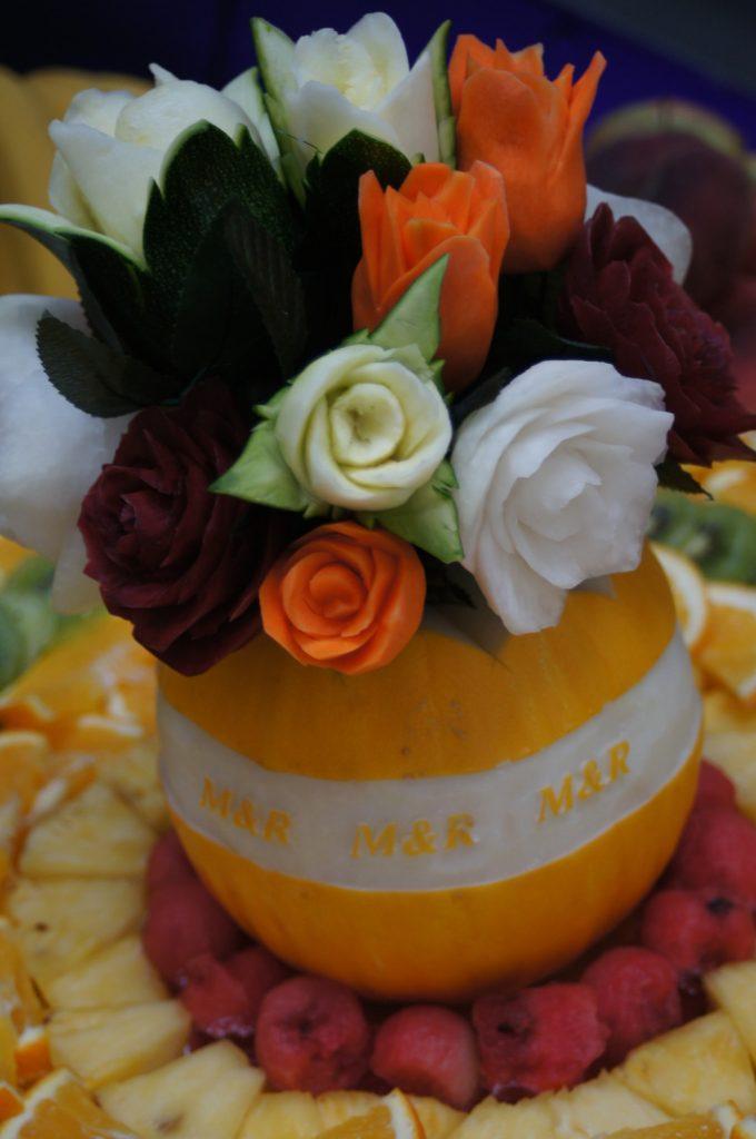 Carving, dekoracje z owoców i warzyw Koło, Turek, Sompolno