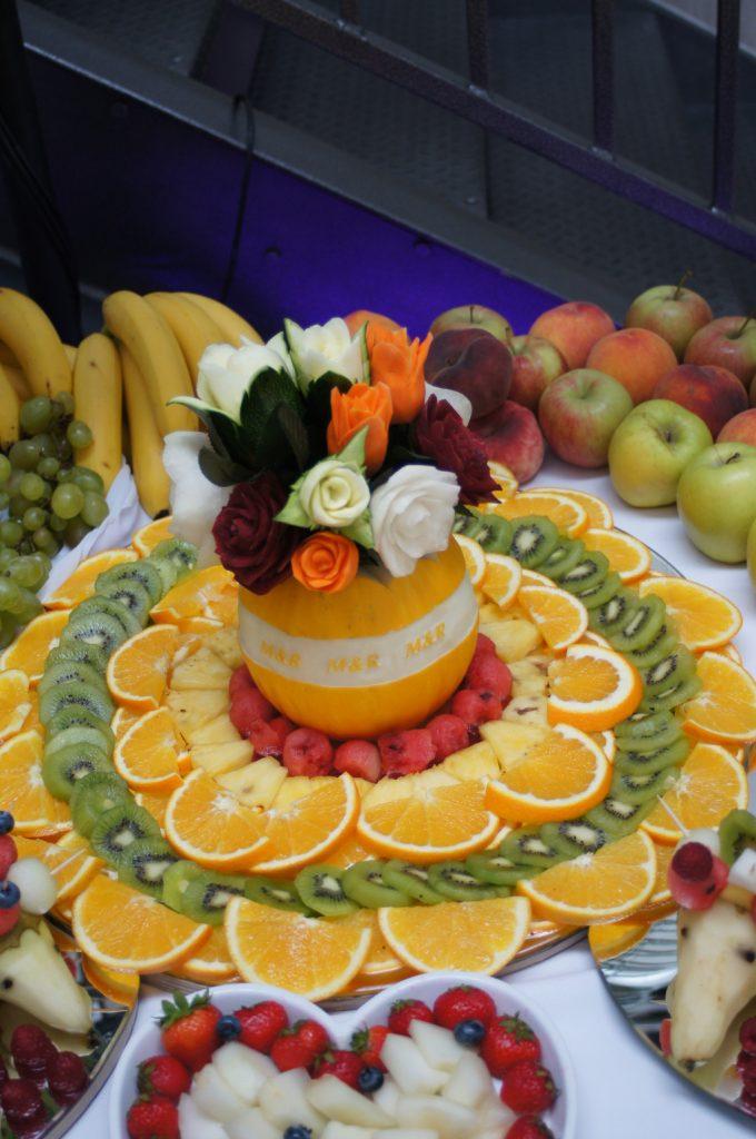 Dekoracje owocowe Koło, Turek, Sompolno
