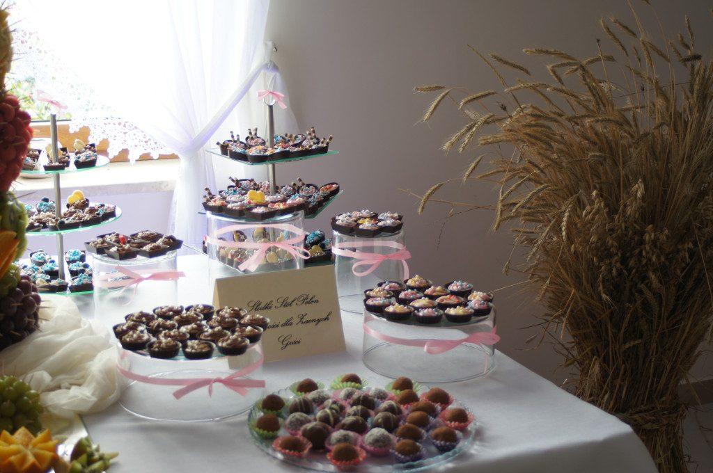 Słodki Stół, Candy Bar, Choco-bufet Koło, Turek, Sompolno