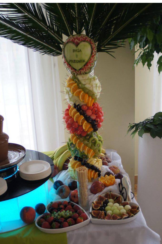 palma owocowa Konin, Sompolno, Turek