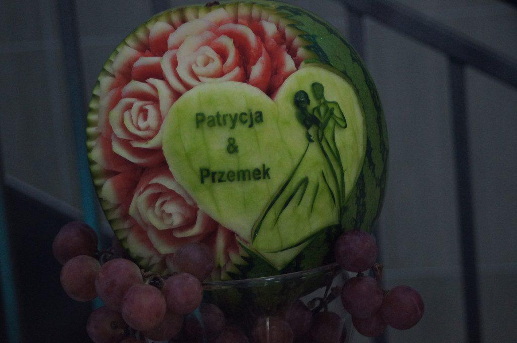 Fruit carving, dekoracje owocowe Turek, Koło, Konin, Warszawa