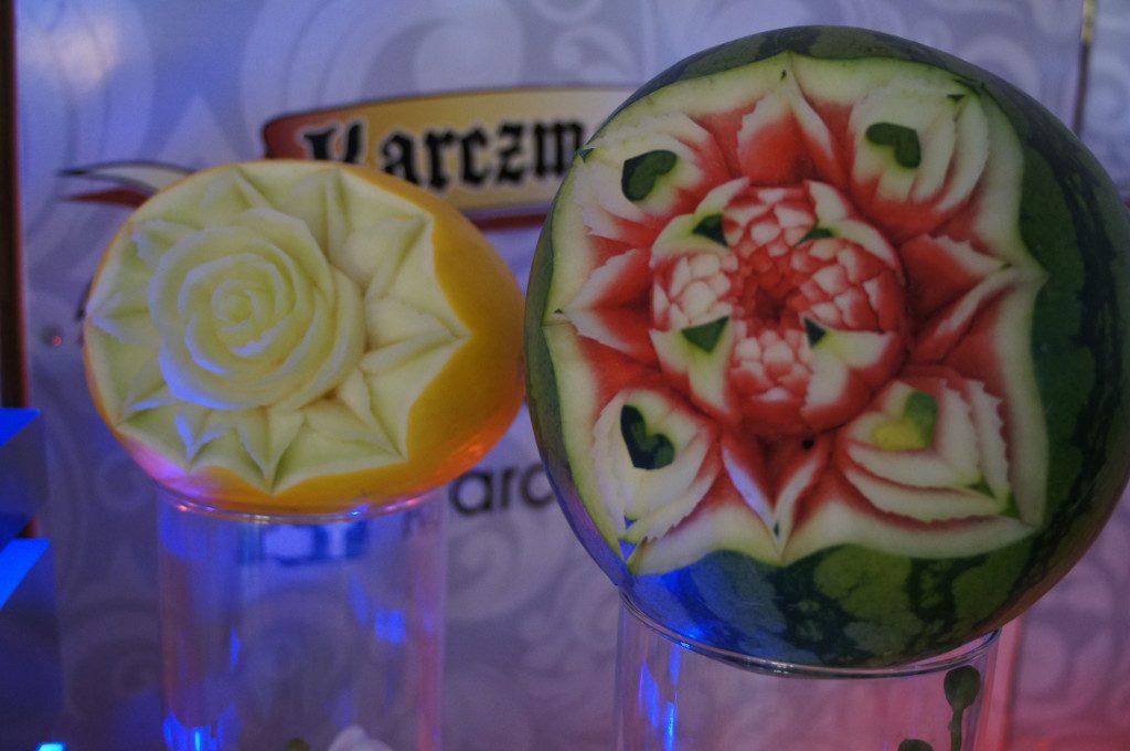 Stół owocowy, bufet owocowy Włocławek, Poznań, Kalisz, Turek