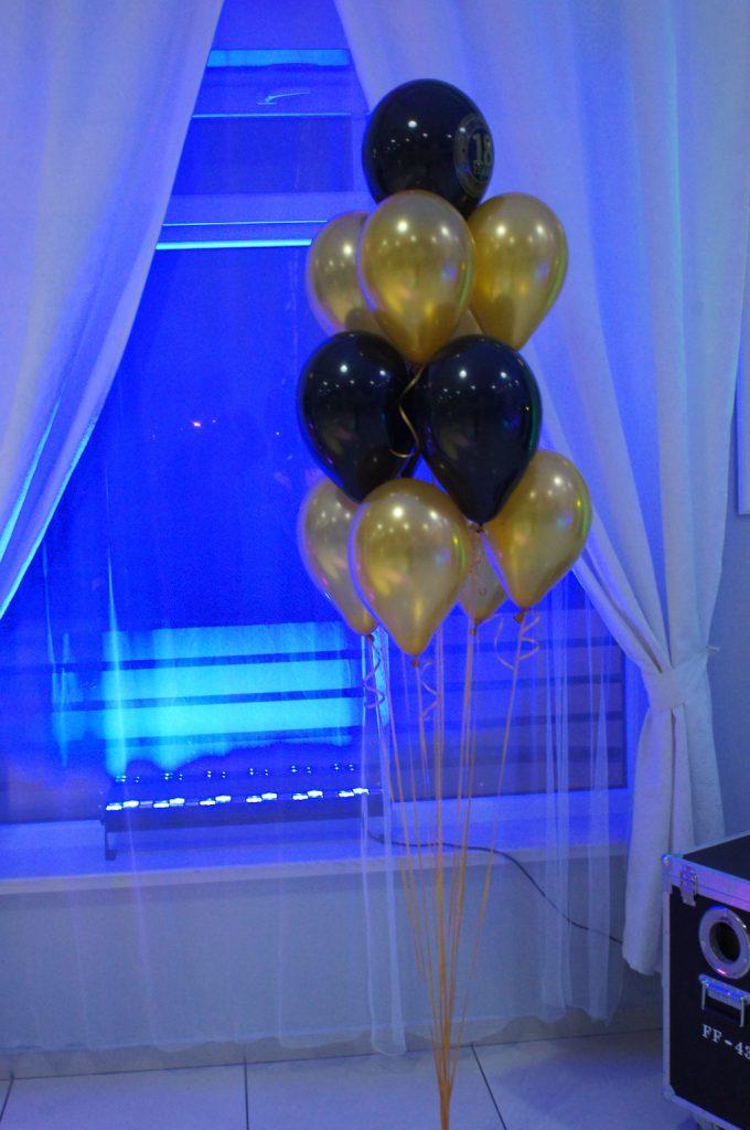Bukiety balonowe, stroiki balonowe, balony z helem, napełnianie balonów helem Turek, Kłodawa, Konin, Koło, Sompolno