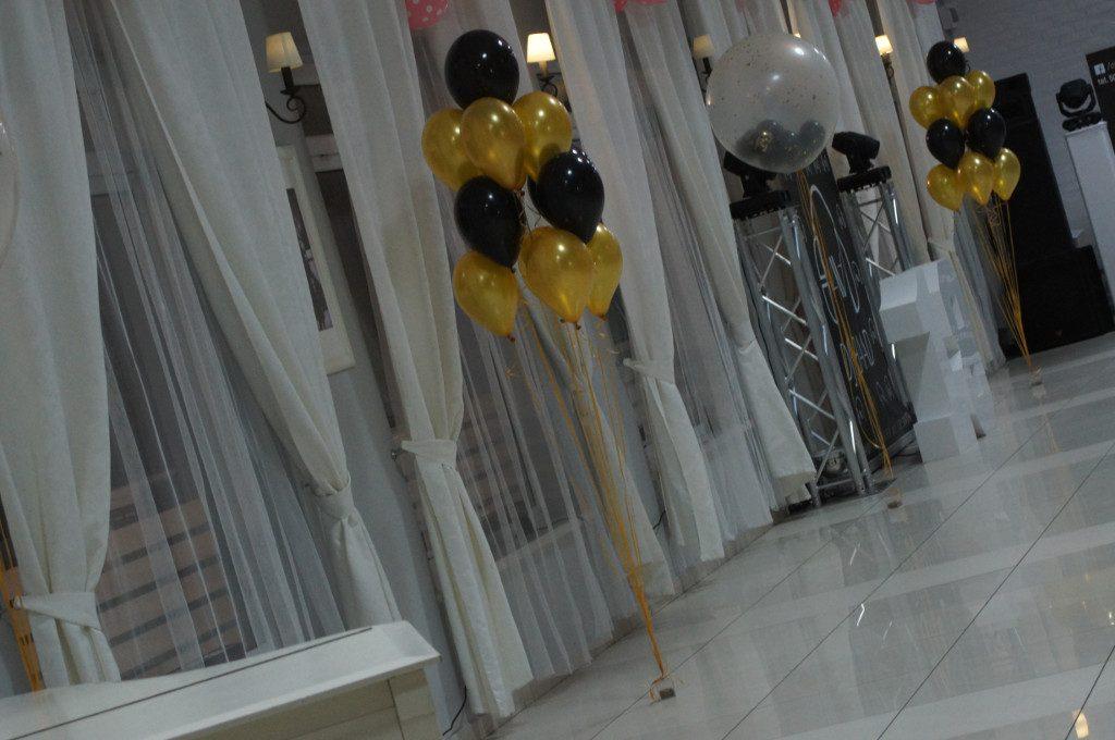 Dekoracje balonowe, balony z helem, napełnianie balonów helem, Koło, Konin, Turek, Kłodawa