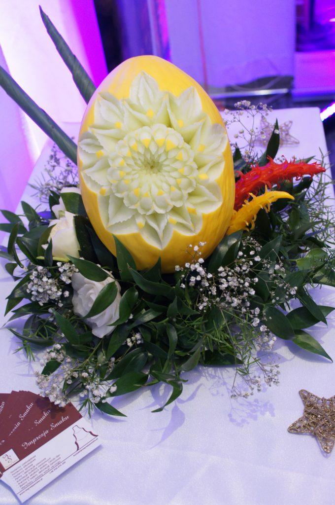 dekoracje owocowe, carving Koło, Turek, Konin, Kalisz, Kłodawa