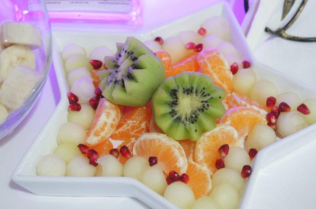 stół owocowy, bufet owocowy, dekoracje owocowe, Włocławek, Konin, Turek, Sompolno, Ślesin