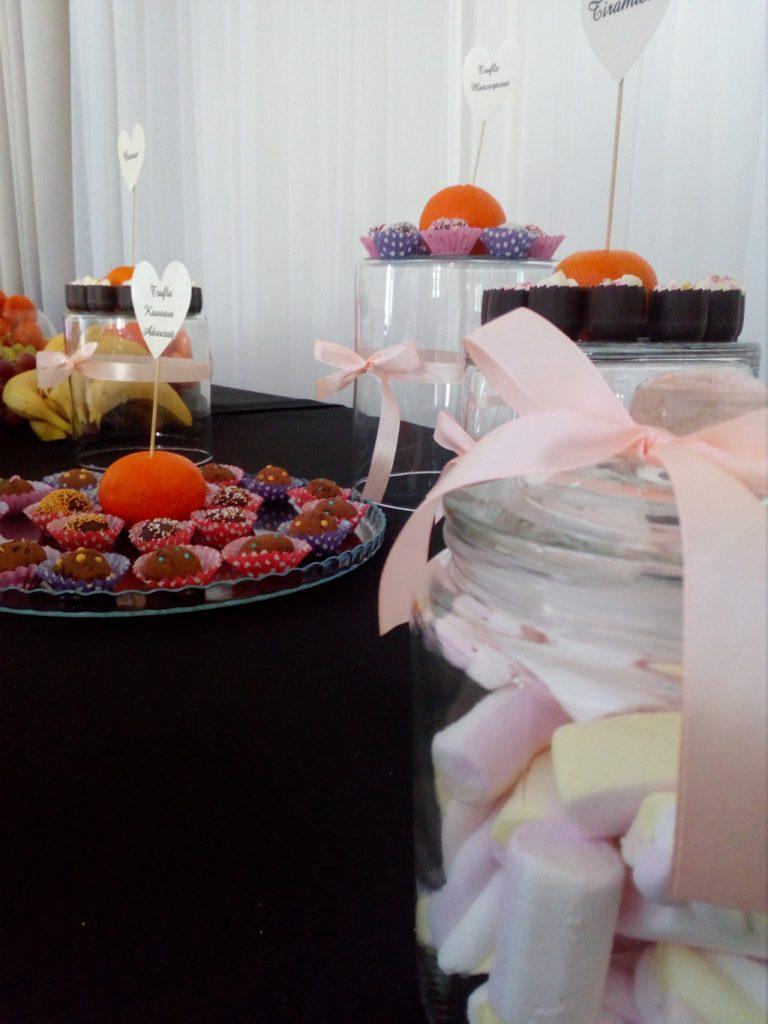 candy-bar, słodkości na wesele Kłodawa, Turek, Konin, Koło