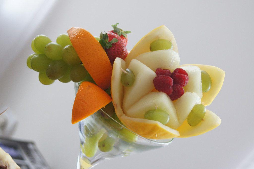 Dekoracje z owoców, carving, bufet owocowy Łódź, Słuca, Kalisz, Turek, Koło