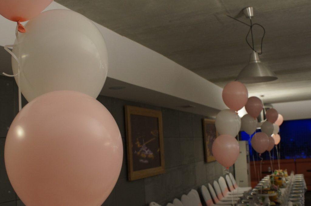 balony, dekoracje balonowe, stroiki balonowe Turkovia