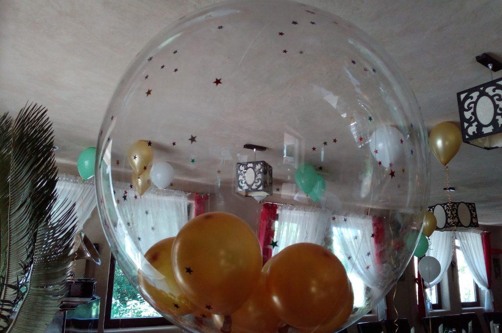 balony z helem, dekoracje balonowe sal Koło, Turek, Konin, Kłodawa