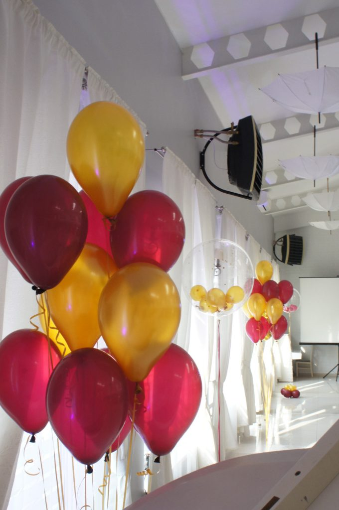 bukiety balonowe na każdą okoliczność, dekoracje balonowe, stroiki balonowe, balony z helem Koło, Konin, Turek, Kłodawa