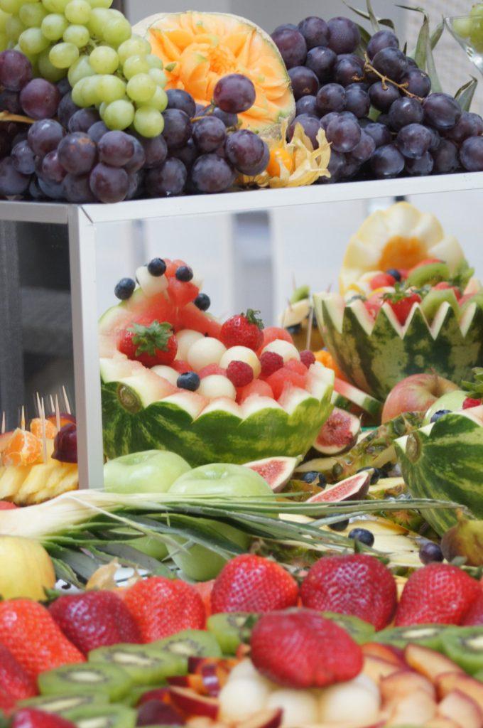 carving, stół owocowy, bufet owocowy, Koło, Konin, Turek, Kłodawa