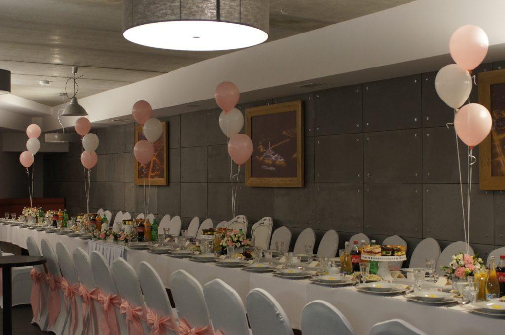 dekoracje balonowe, balony z helem Koło, Konin, Turek, Kłodawa
