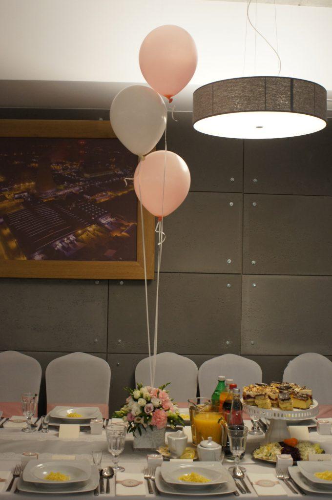 dekoracje balonowe, balony z helem Turkovia