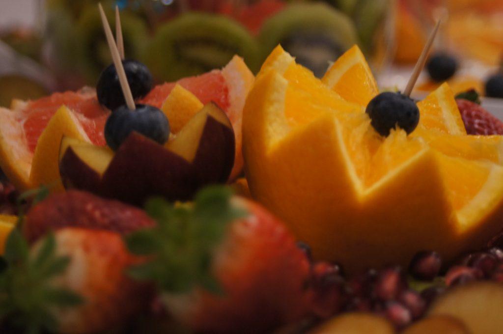 dekoracje owocowe Turkovia