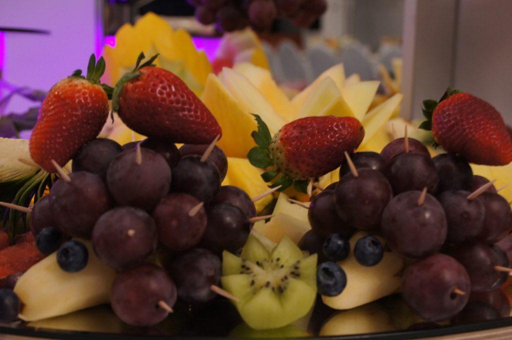 dekoracje z owoców, bufet owocowy Koło, Konin, Turek, Kłodawa