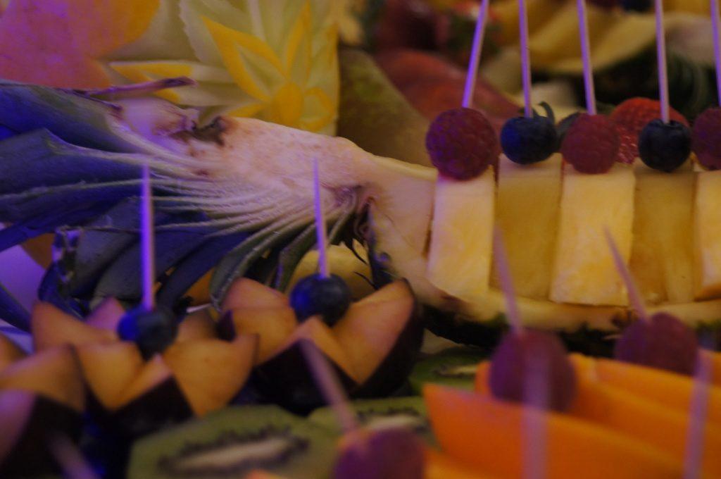 owoce na przyjęcia, stół owocowy, Koło, Konin, Turek, Kłodawa