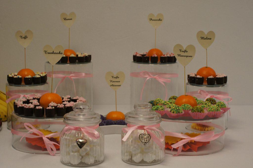 słodki stół, candy-bar Turkovia