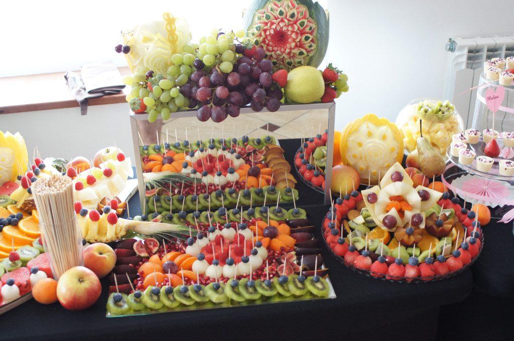 stół owocowy, Turek, Koło, Kłodawa, Sompolno