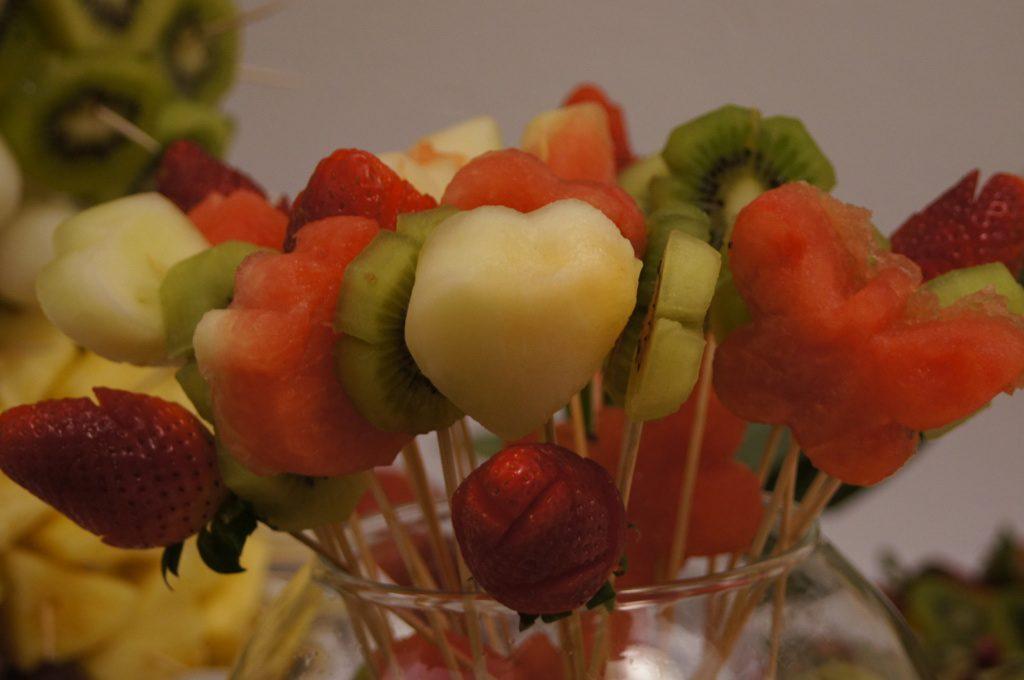 stół owocowy, bufet owocowy, dekoracje z owoców, carving Koło, Konin, Turek, Kłodawa, Sompolno, Ślesin