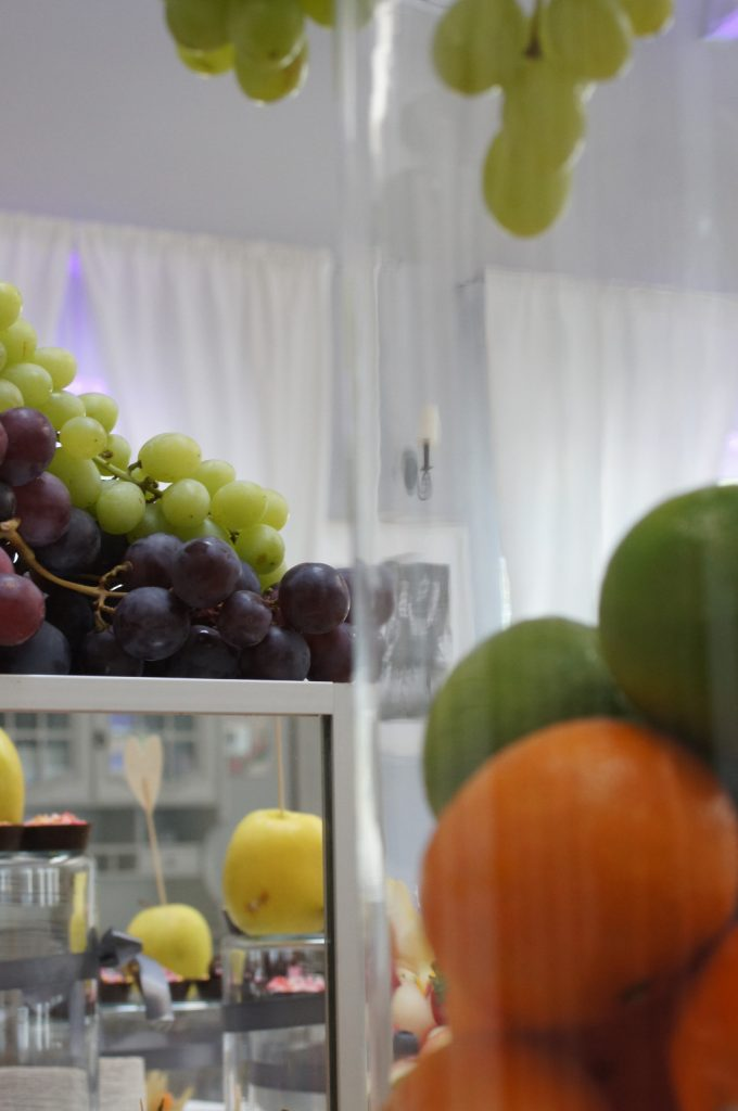 stół owocowy, carving, bufet owocowy Koło, Konin, Turek, Kłodawa