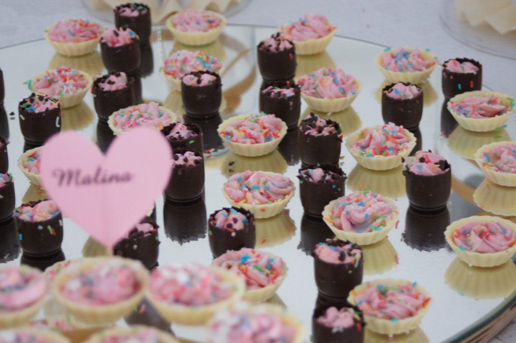 candy bar na przyjęcie firmowe, event, bankiet, wesele, jubileusz