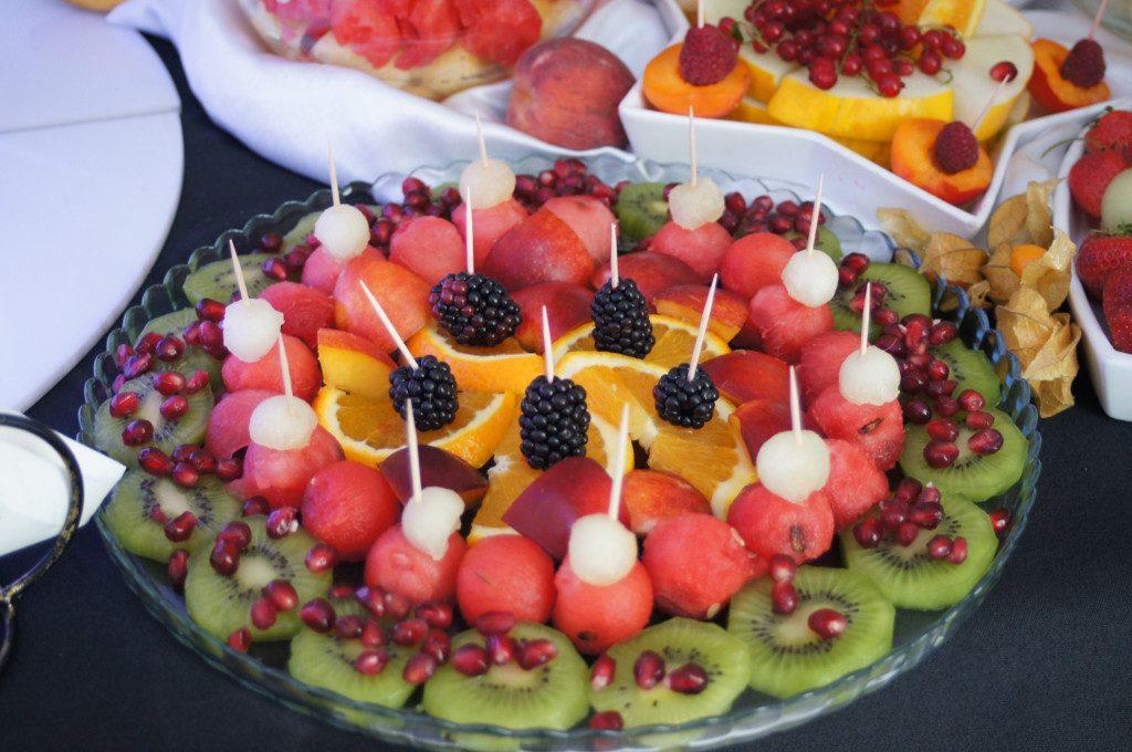 carving, bufet owocowy, dekoracje owocowe Kłodawa, Turek, Łódź, Włocławek, Słupca