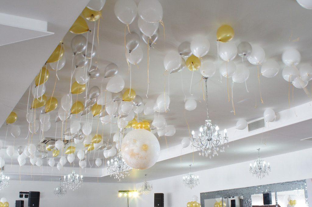 dekoracje balonowe, balony z helem, Koło, Łódź, Turek Konin