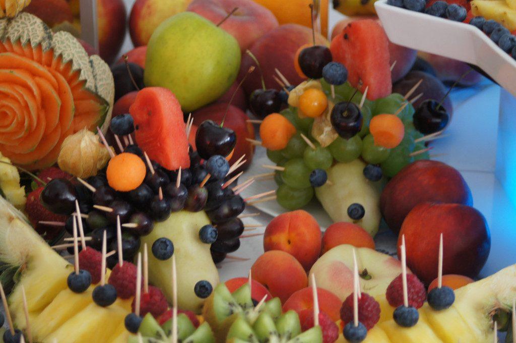 fruit carving, bufet owocowy, Fruit Bar Koło, Turek, Poznań, Łódź